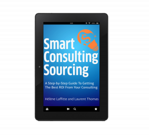 Hot of the digital press : Smart Consulting Sourcing - The Book