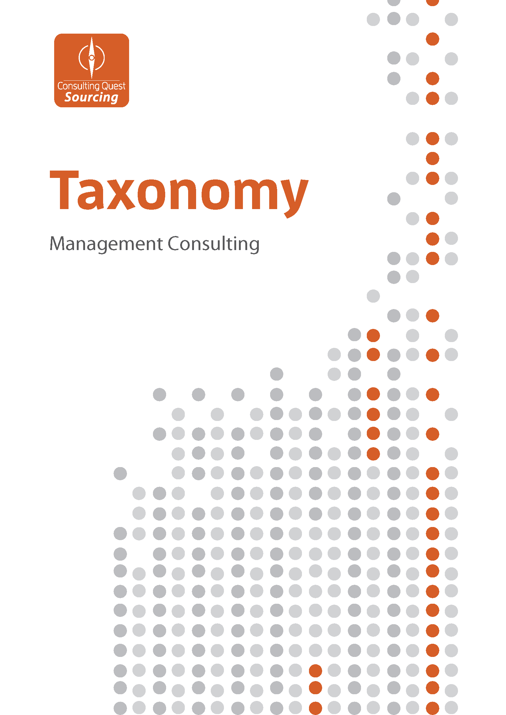 Taxonomy - Guide