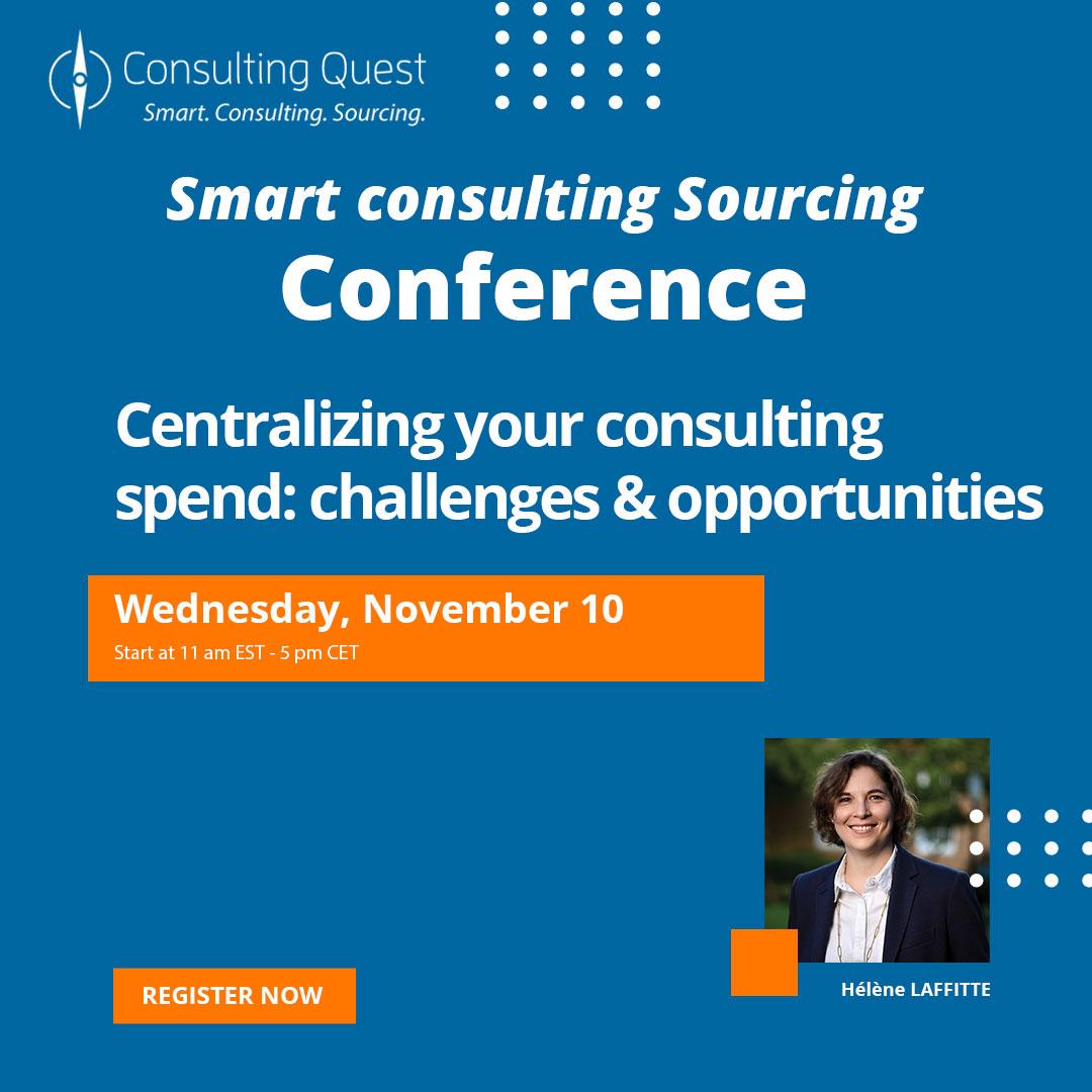Centraliser vos dépenses de conseil : enjeux & opportunités