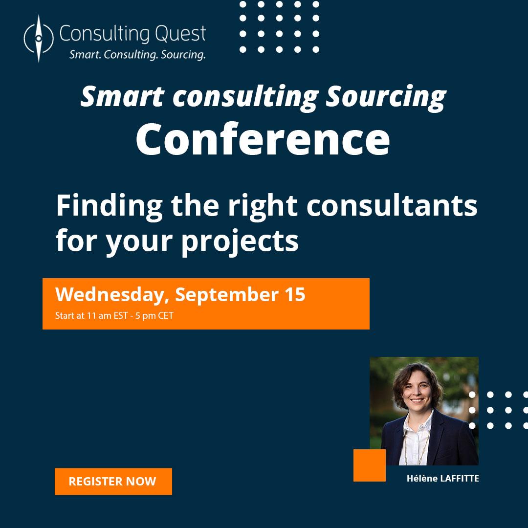 Trouver les bons consultants pour vos projets